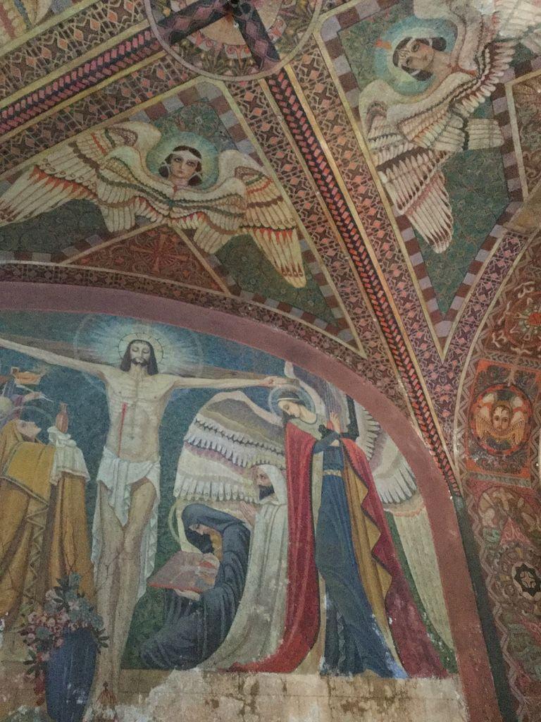 カマルドリ 教会内部 礼拝堂