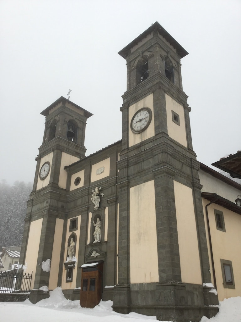 カマルドリ 教会