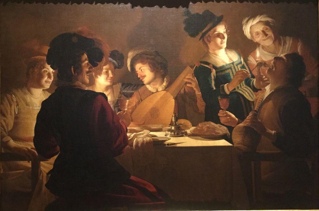 ウフィツィ美術館 ゲラルド・デッレ・ノッティ