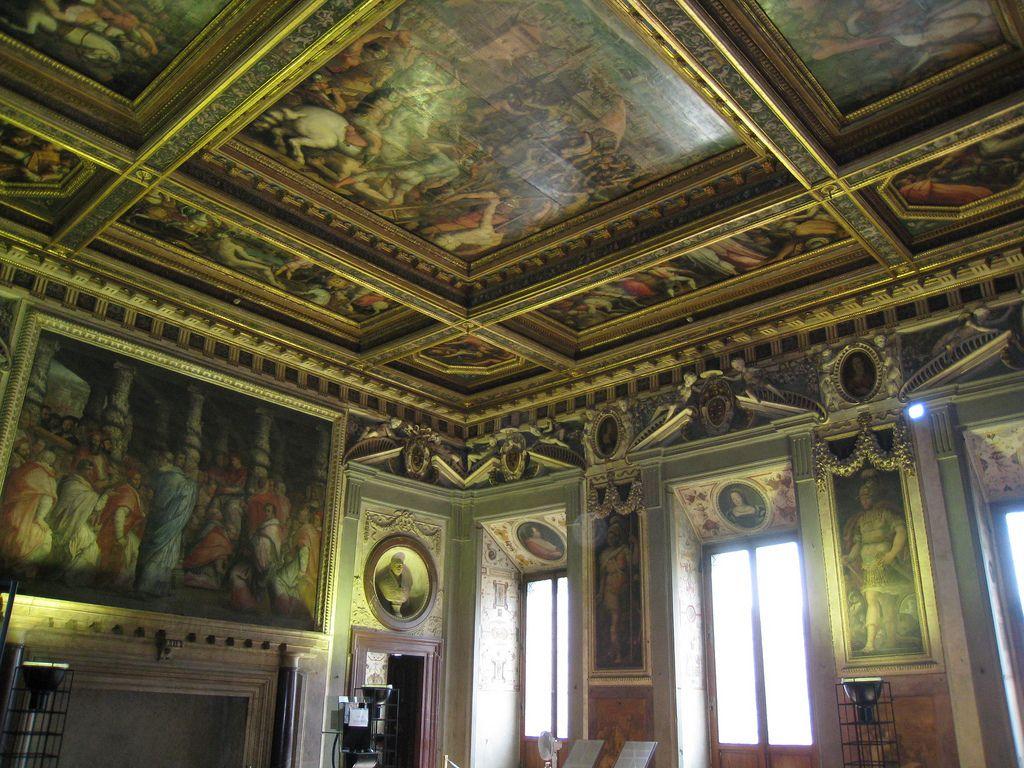 ヴェッキオ宮殿 レオ10世の間