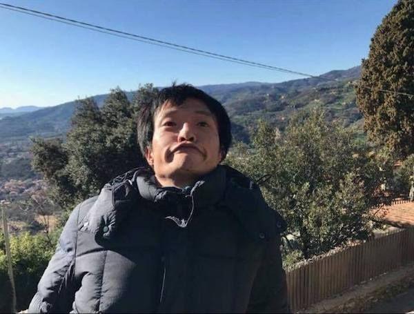 モンテカティーニ温泉取材 上田部長