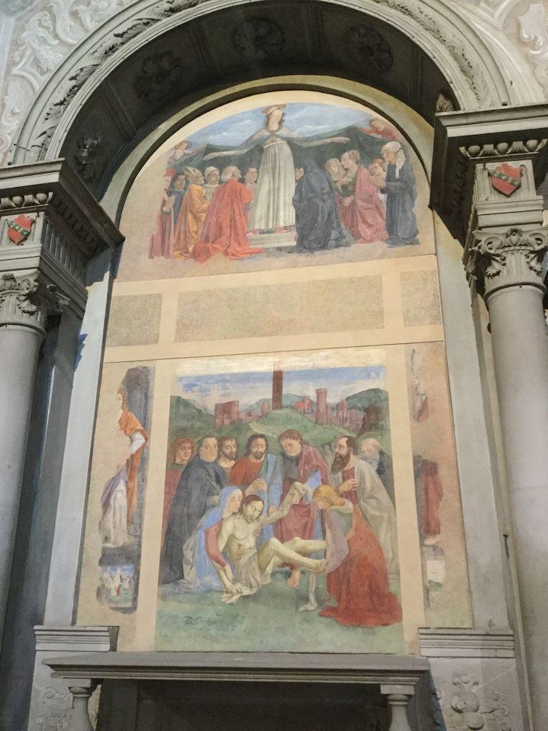 ヴェスプッチ家祭壇