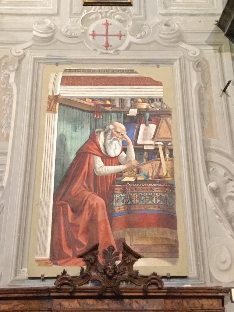聖ジローラモ ギルランダーイオ
