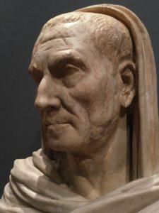 ヴェールを被った肖像