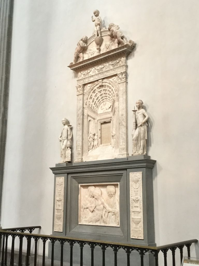 サン・ロレンツォ教会 デジデーリオ・ダ・セッティニャーノ