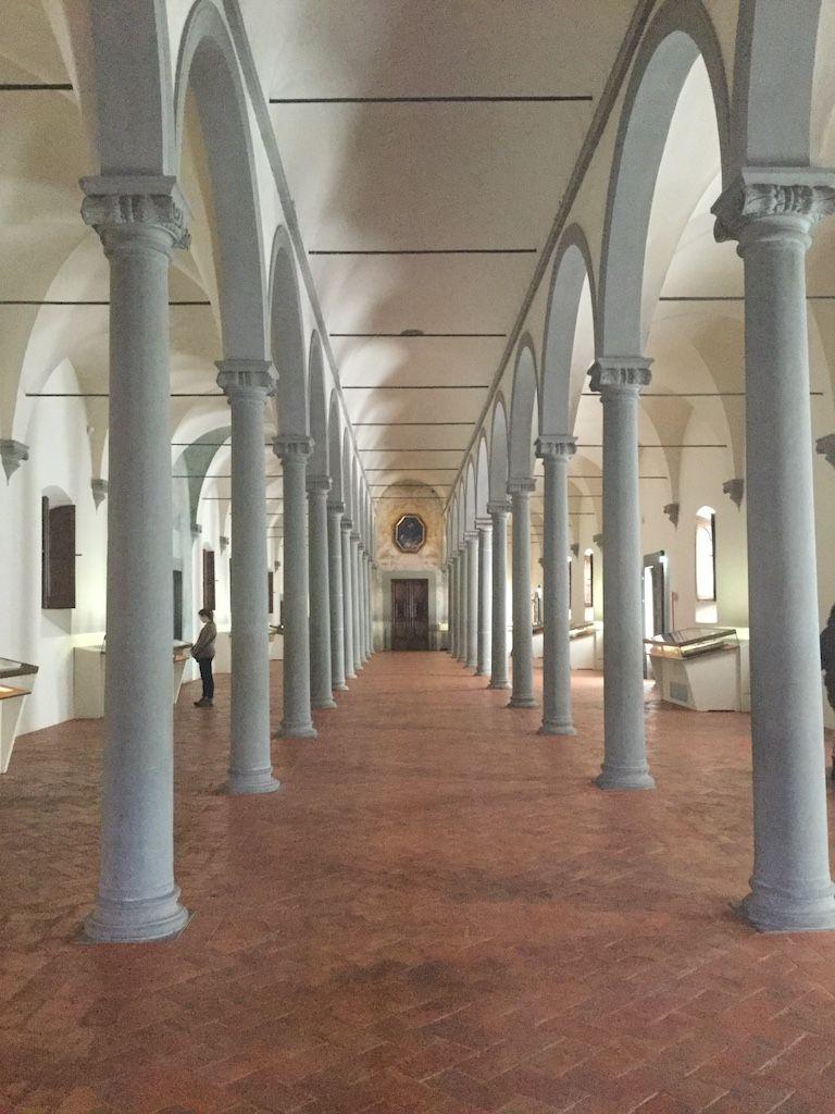 サン・マルコ美術館 ミケロッツォ 図書館