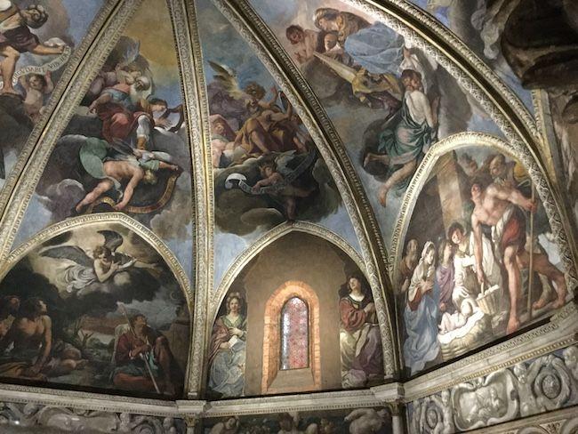 グエルチーノ 天井画