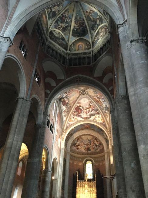大聖堂 内部