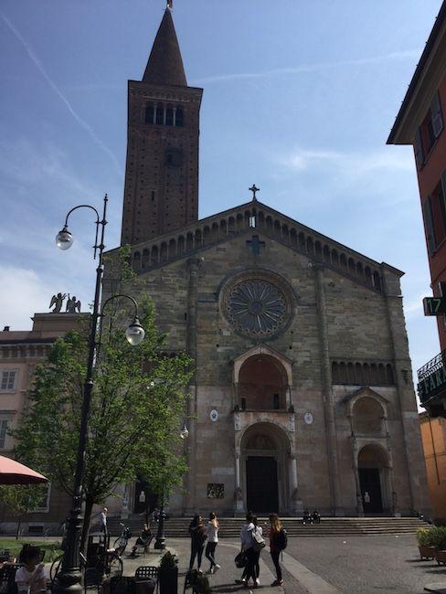 ピアチェンツァ 大聖堂