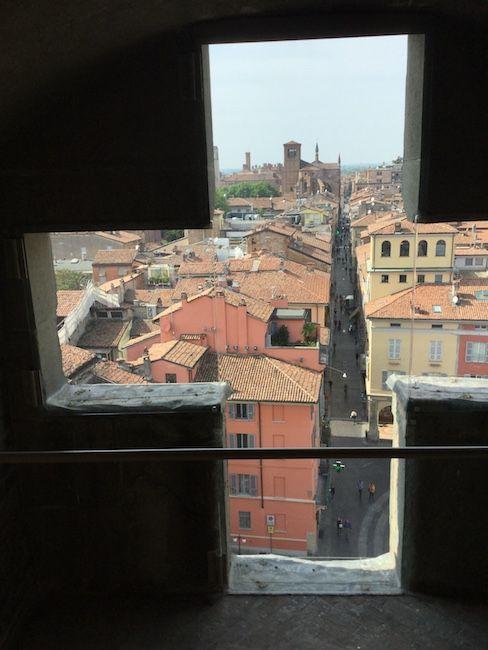 大聖堂 ファサードからの眺め