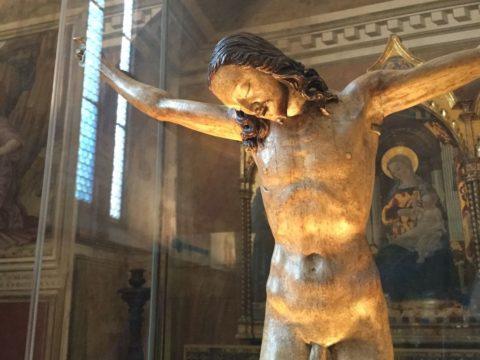 十字架刑像 ミケランジェロ