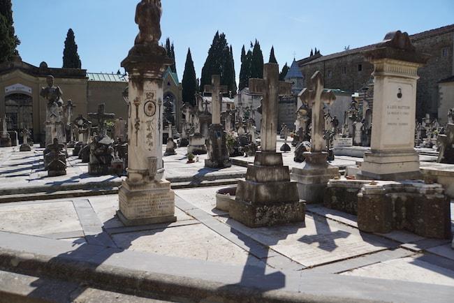 墓1 サン・ミニアート・アル・モンテ教会