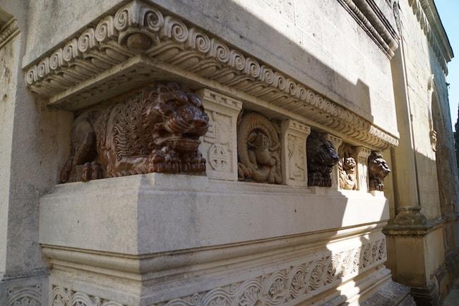 サン・ミニアート・アル・モンテ教会 墓