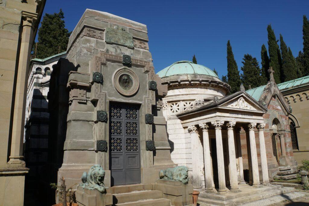 サン・ミニアート・アル・モンテ教会 墓地