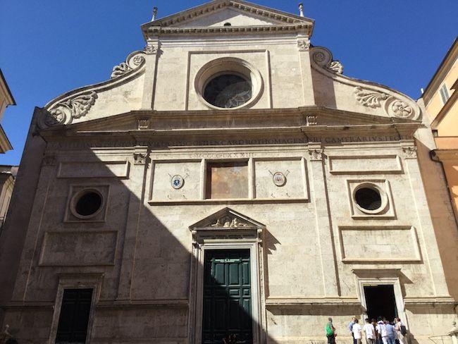 聖アゴスティーノ教会