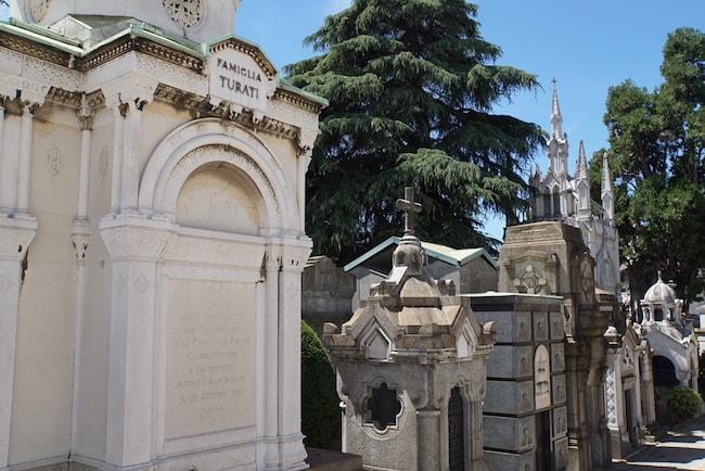 ミラノ 墓 各種