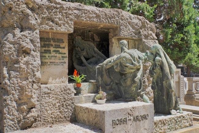 キリストの埋葬 実物大