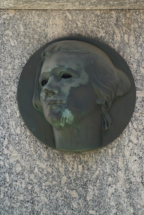 アドルフォ・ヴィルト 妻の肖像
