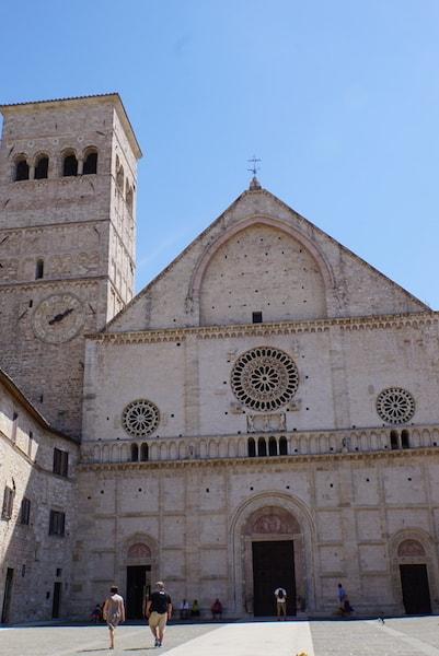 アッシジ大聖堂