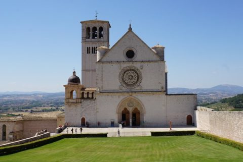 アッシジ 聖フランチェスコ教会