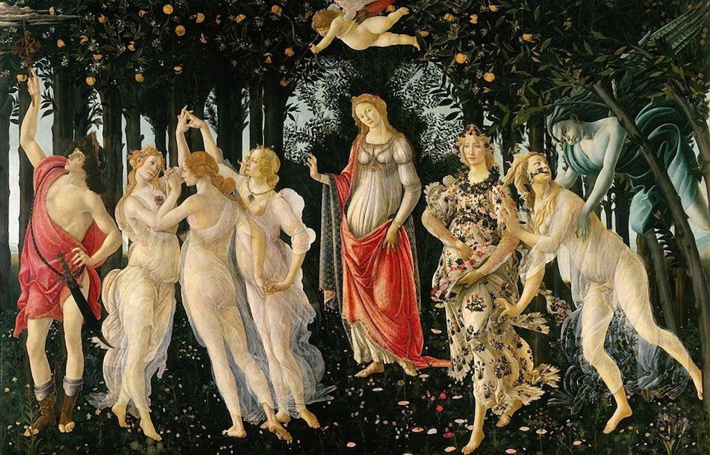 ルネサンス・メディチ家と花の都ツアー