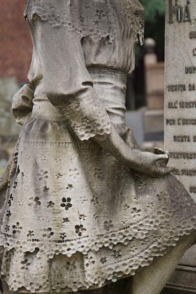 ミラノ墓地 ワンピース