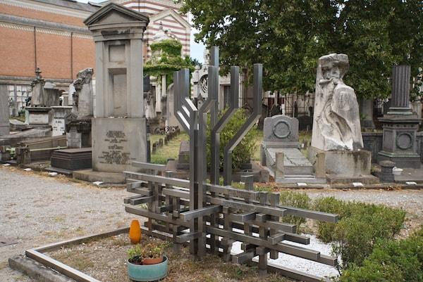 ミラノ墓地 ユダヤ