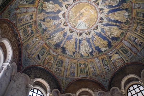 ネオニアーノ洗礼堂