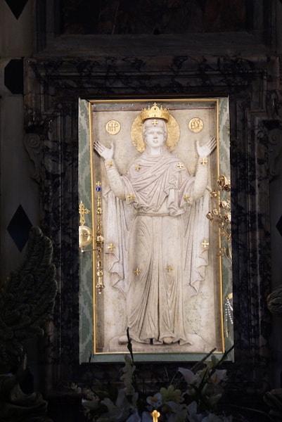 ギリシャの聖母