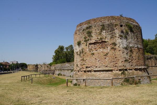 ラヴェンナ 要塞