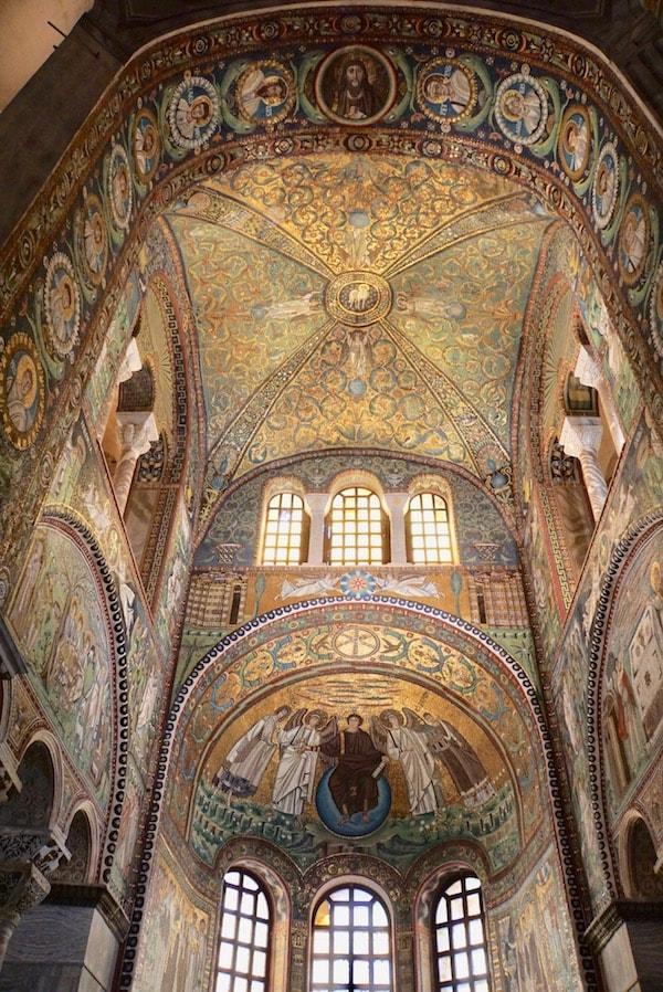 ラヴェンナ 聖ヴィターレ教会