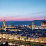 フィレンツェ観光 クーポラと雲