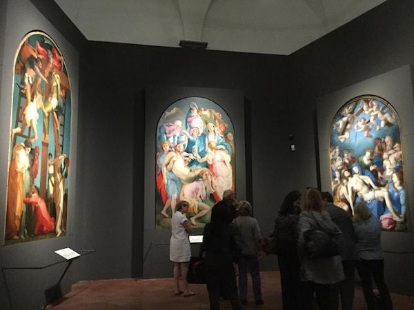 ストロッツィ宮殿 フィレンツェ1500年代展
