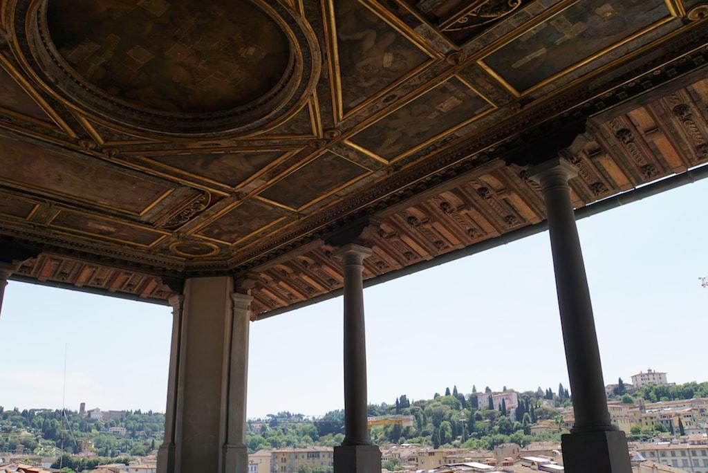 サトゥルヌスのテラス