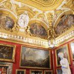 パラティーナ美術館、脳内ヴァーチャルツアー:ピッティ宮殿
