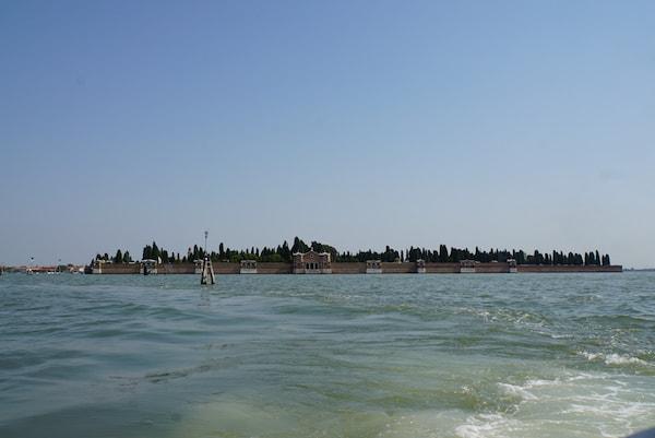 ヴェネツィア サン・ミケーレ島