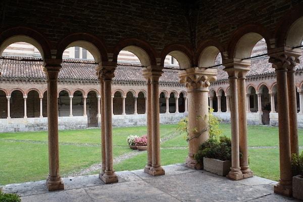 サン・ゼノ教会 ヴェローナ
