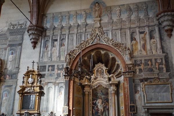 ヴェローナ大聖堂 内部