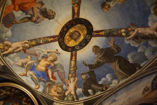 エレオノーラの礼拝堂 ブロンズィーノ