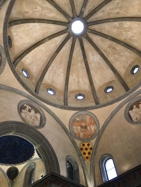 サン・ロレンツォ教会 旧聖具室