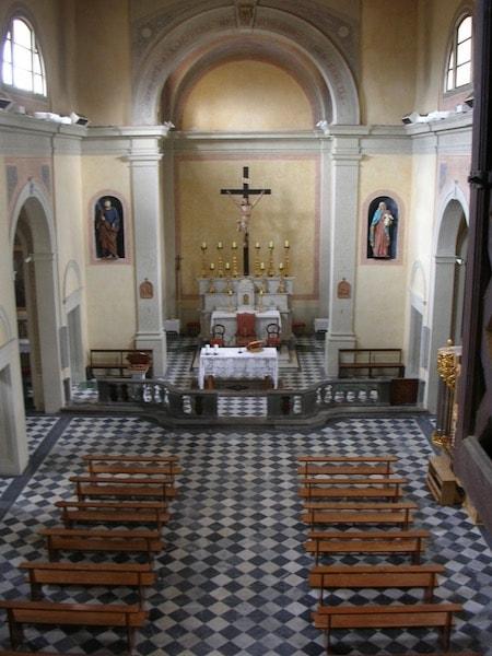 チェッレート・グイーディ サン・レオナルド教会