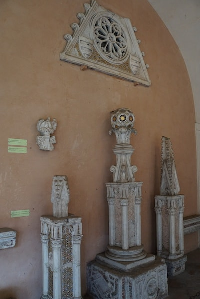 サン・ジョヴァンニ・イン・ラテラーノ マッダレーナの祭壇