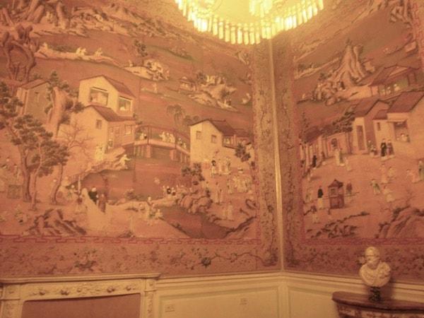 中国趣味の部屋