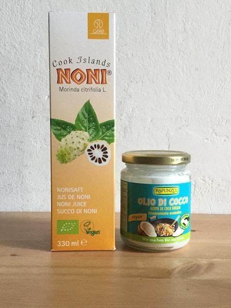 ノニジュース ココナッツオイル