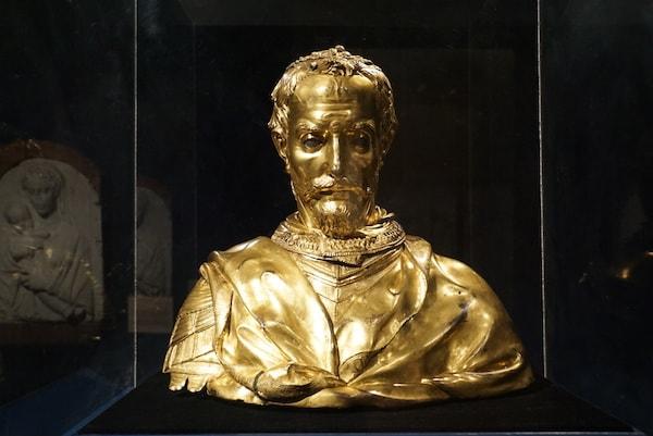 ピサ サン・マッテオ美術館 ドナテッロ