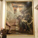 ヴェネツィア・アカデミア美術館がカオス