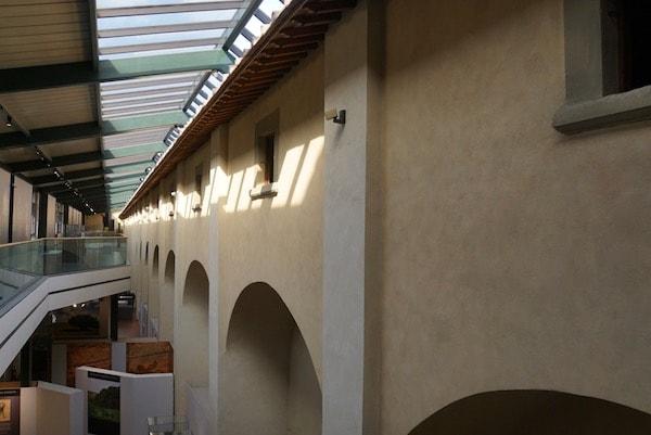 フィレンツェ考古学博物館 パラッツォ・デッラ・クロチェッタ