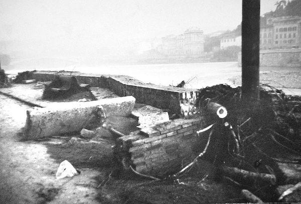 フィレンツェ洪水 1966