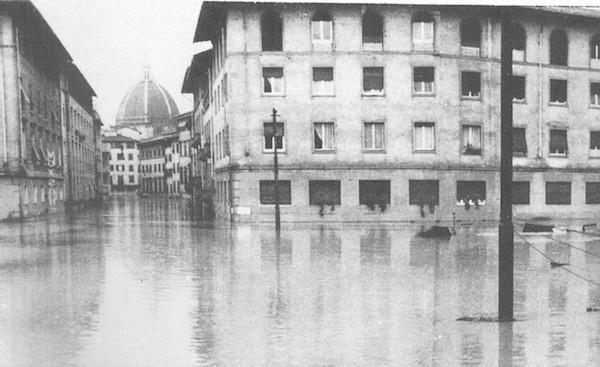 フィレンツェ洪水