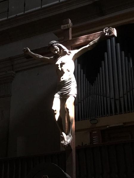 磔刑像 サン・サルバトーレ・アル・モンテ